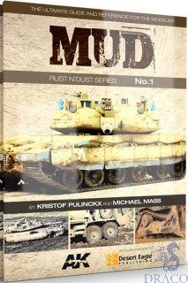 Rust & Dust series vol.1 - Mud (english) [AK interactive]