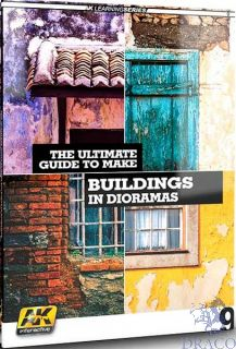 AK Learning Series 09 - The Ultimate Guide to Make Buildings in Dioramas (english) [AK Interractive]