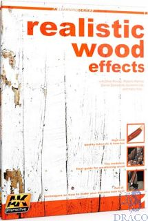 AK Learning Series 01 - Realistic wood effects (english) [AK interactive]