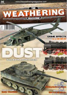 The Weathering Magazine 2 - Dust (english) [AMMO by Mig Jimenez]