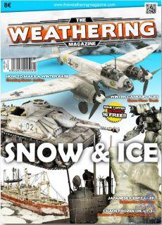 The Weathering Magazine 7 - Snow & Ice (english) [AMMO by Mig Jimenez]