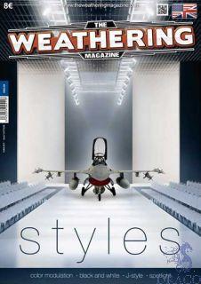 The Weathering Magazine 12 - Styles (english) [AMMO by Mig Jimenez]
