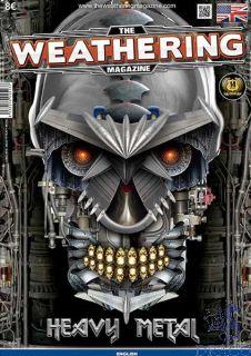 The Weathering Magazine 14 - Heavy Metal (english) [AMMO by Mig Jimenez]