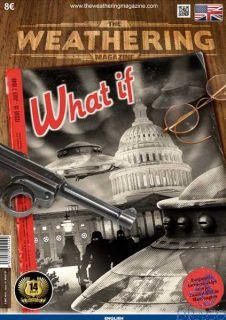 The Weathering Magazine 15 - What If (english) [AMMO by Mig Jimenez]