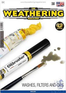 The Weathering Magazine 17 - Washes, filters and oils (english) [AMMO by Mig Jimenez]