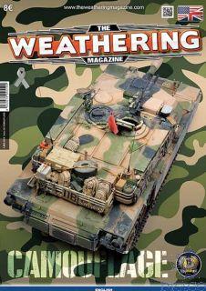 The Weathering Magazine 20 - Camouflage (english) [AMMO by Mig Jimenez]