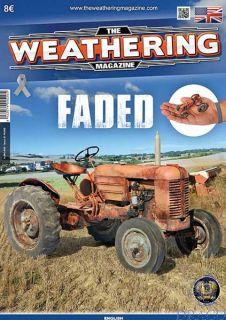 The Weathering Magazine 21 - Faded (english) [AMMO by Mig Jimenez]