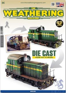 The Weathering Magazine 23 - Die cast - From toy to model (english) [AMMO by Mig Jimenez]