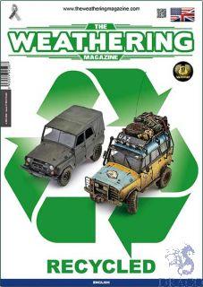 The Weathering Magazine 27 - Recycled (english) [AMMO by Mig Jimenez]