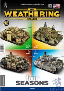 The Weathering Magazine 28 - Four Seasons (english) [AMMO by Mig Jimenez]