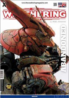 The Weathering Magazine 30 - Abandoned (english) [AMMO by Mig Jimenez]