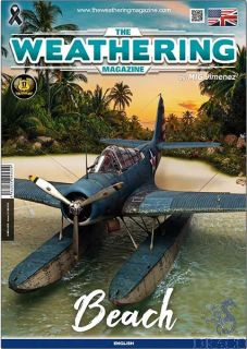 The Weathering Magazine 31 - Beach (english) [AMMO by Mig Jimenez]