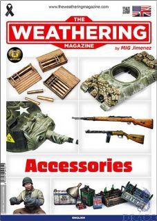 The Weathering Magazine 32 - Accessories (english) [AMMO by Mig Jimenez]