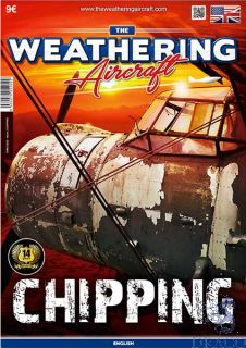 The Weathering Aircraft 2 - Chipping (english) [AMMO by Mig Jimenez]