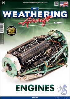 The Weathering Aircraft 3 - Engines (english) [AMMO by Mig Jimenez]