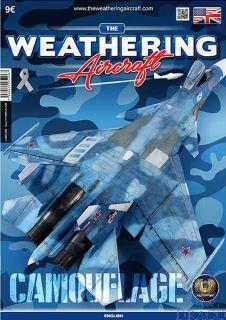 The Weathering Aircraft 6 - Camouflage (english) [AMMO by Mig Jimenez]
