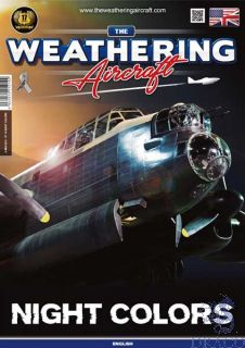 The Weathering Aircraft 14 - Night Colors (english) [AMMO by Mig Jimenez]