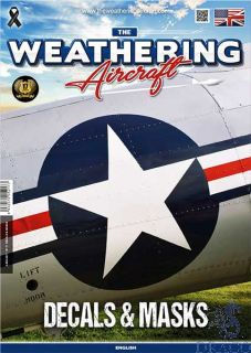 The Weathering Aircraft 17 - Decals & Masks (english) [AMMO by Mig Jimenez]