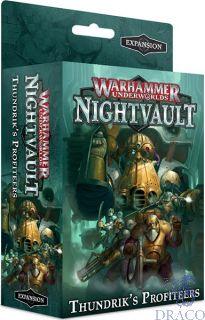 Warhammer Underworlds: Beastgrave – Thundrik's Profiteers (English)