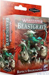 Warhammer Underworlds: Beastgrave – Rippa's Snarlfangs (Eng)