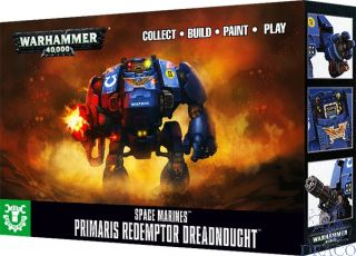 Primaris Redemptor Dreadnought (Easy To Build )