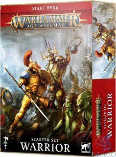 Age Of Sigmar: Warrior Starter Set