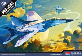 "MiG-29AS ""Slovak Air Force"" 1/48 [Academy]"