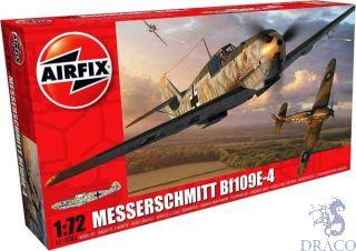 Messerschmitt Bf109E-4  [Airfix]
