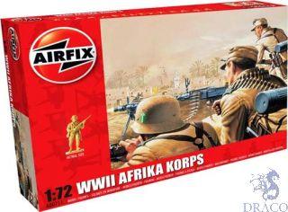 WWII Afrika Korps 1/72 [Airfix]