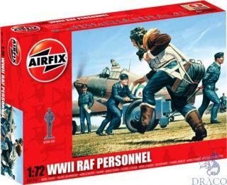 WWII RAF Personnel 1/72 [Airfix]