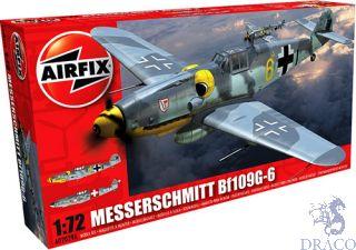 Messerschmitt Bf109G-6 1/72 [Airfix]