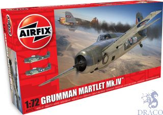 Grumman Martlet Mk.IV 1/72 [Airfix]