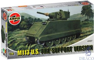 M113 US Fire Support Version 1/76 [Airfix]