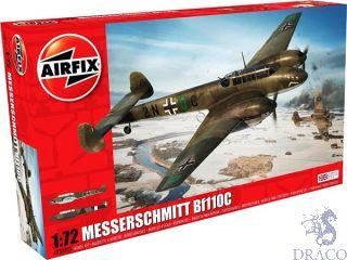 Messerschmitt Bf110C 1/72 [Airfix]