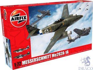 Messerschmitt Me262A-1A Schwalbe 1/72 [Airfix]
