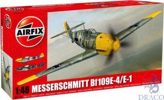 Messerschmitt Bf109E-4/E-1 1/48 [Airfix]