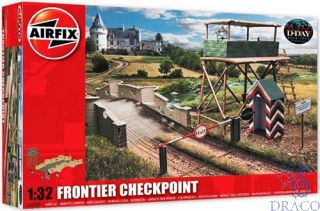 Frontier Checkpoint 1/32 [Airfix]