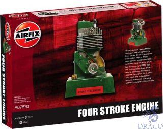 Four-Stroke Engine 1/32 [Airfix]