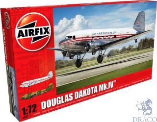 Douglas Dakota Mk.IV 1/72 [Airfix]