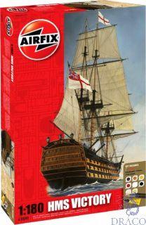 HMS Victory (Gift Set) 1/180 [Airfix]