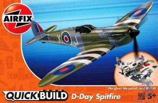 D-Day Spitfire QuickBuild  [Airfix]