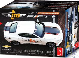 2017 Chevrolet Camaro, FIFTY Pace Car 1/25 [AMT]