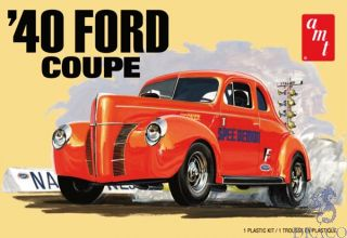 1940 Ford Coupe 1/25 [AMT]