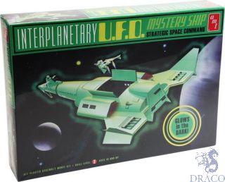 Interplanetary UFO Mystery Ship 1/100 [AMT]