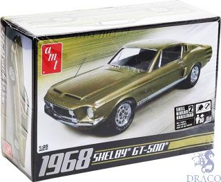 1968 Shelby GT-500 1/25 [AMT]