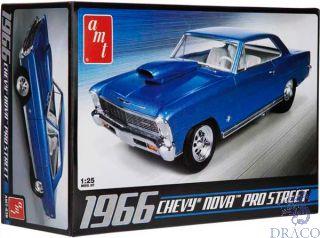 1966 Chevy Nova Pro Street 1/25 [AMT]