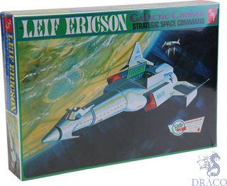 Leif Ericson Galactic Cruiser Strategic Space Command - Retro Deluxe Edition 1/500 [AMT]