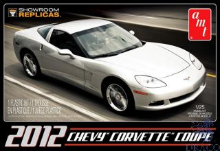 2012 Chevy Corvette Coupe 1/25 [AMT]