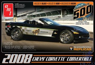 2008 Chevy Corvette convertible 1/25 [AMT]