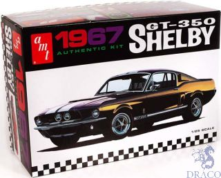 1967 Shelby GT-350 1/25 [AMT]